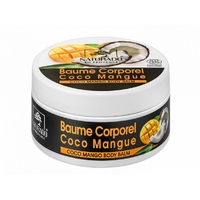 Baume Corporel Coco Mangue Bio 200ml