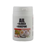 Ail-Olivier-Aubépine capsules 270 mg