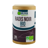 Radis noir Bio AB 200 comprimés 400 mg