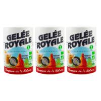 Gelée Royale Bio AB 3 pots de 30 g