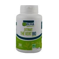 Extrait Thé vert Bio AB 200 comprimés 400 mg