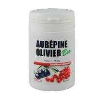 Aubépine Olivier Bio gélules végétales 280 mg