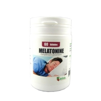 Mélatonine 1 mg 60 gélules