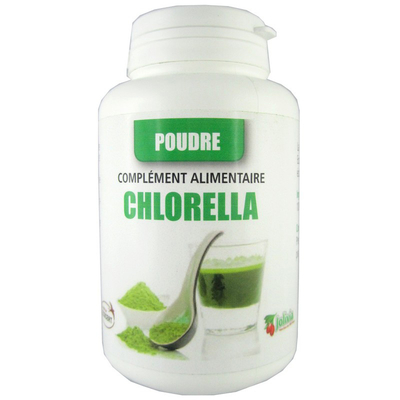 Chlorella-ecocert-100-g