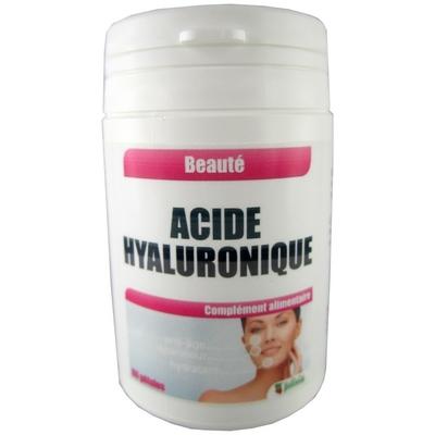 acide hyaluronique g lules v g tales 60 mg sant peau cheveux ongles boutique jolivia. Black Bedroom Furniture Sets. Home Design Ideas