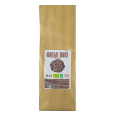Chia-bio-500-g