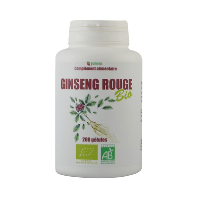 Ginseng-rouge-bio-200-gel