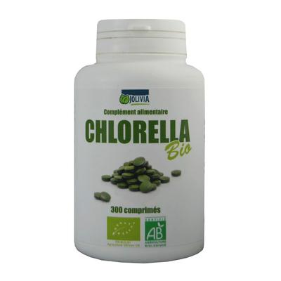 Chlorella-bio-300-comprimés
