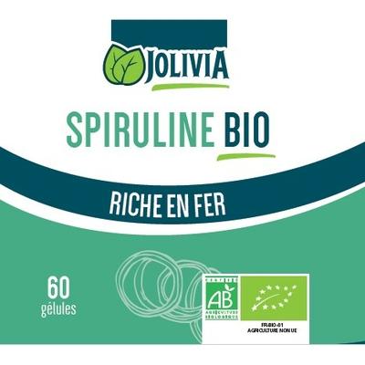 Spiruline Bio 60 gel