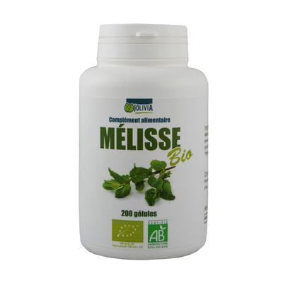 Melisse-bio-200-gel