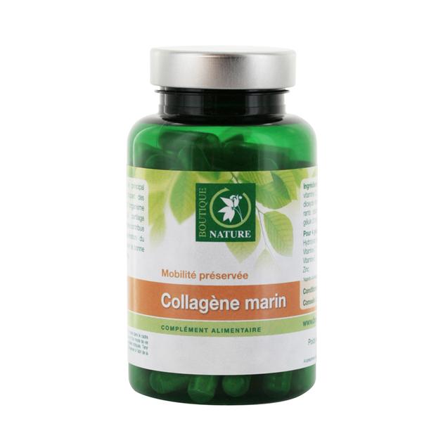 collagène comprimés ou gélules