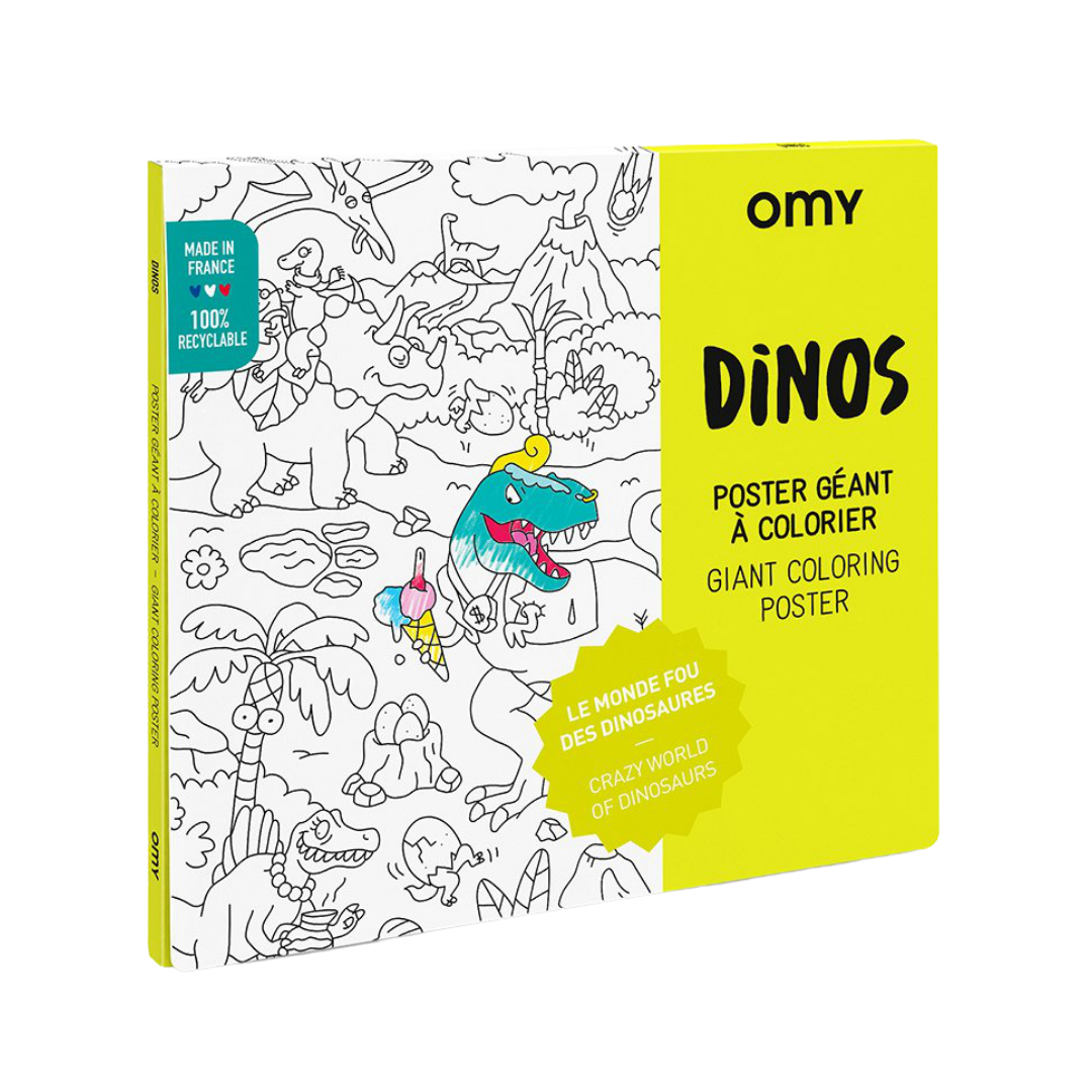 POSTER GEANT - DINO