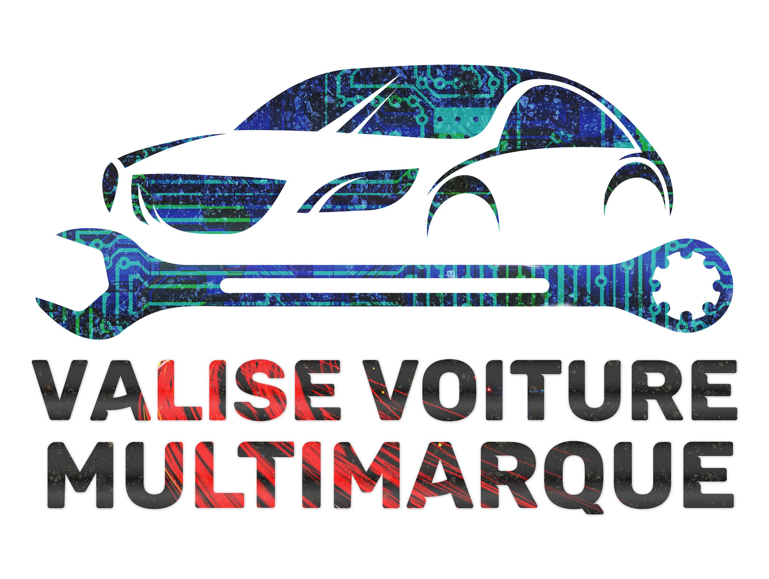 Valise voiture multimarque