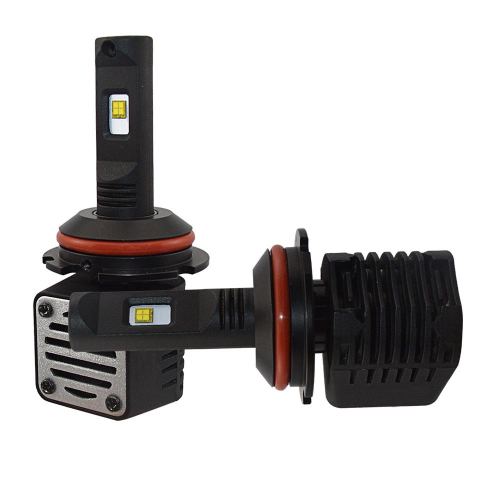2 x Ampoules HB1 9004 - LED Puissance 40W - 4000 Lumens