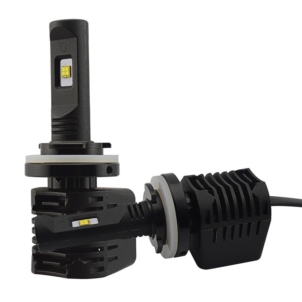 2 x ampoules h15 led 40w 4000 lumens driver integr hightech privee. Black Bedroom Furniture Sets. Home Design Ideas