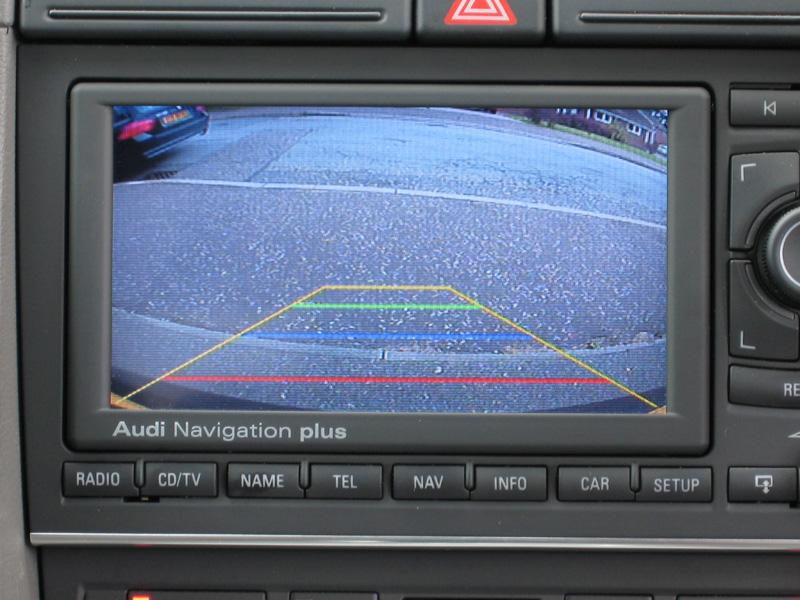 Interface caméra de recul Audi A3 A4 A6 et TT pour autoradio RNS-E Navigation