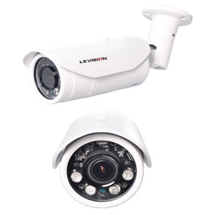 Caméra de vidéo surveillance AHD 4.0 MegaPixels