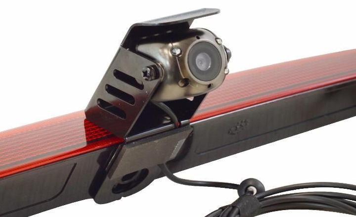 Caméra de recul intégré dans le Feu Stop Mercedes Vito et Viano de 2010 à 2014