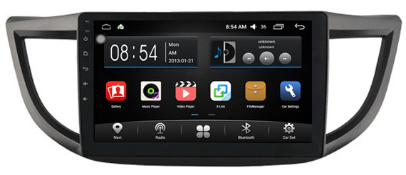 autoradio android 6 0 gps honda cr v cran tactile 10 pouces. Black Bedroom Furniture Sets. Home Design Ideas