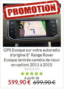 GPS Evoque