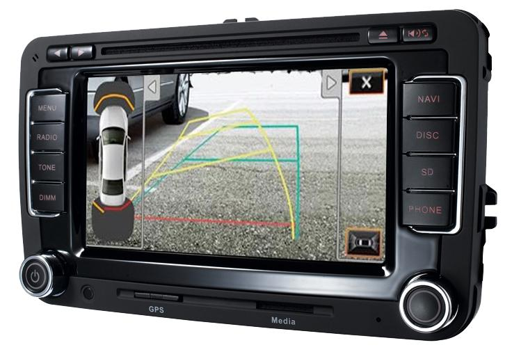 autoradio gps dvd volkswagen golf scirocco autoradio. Black Bedroom Furniture Sets. Home Design Ideas