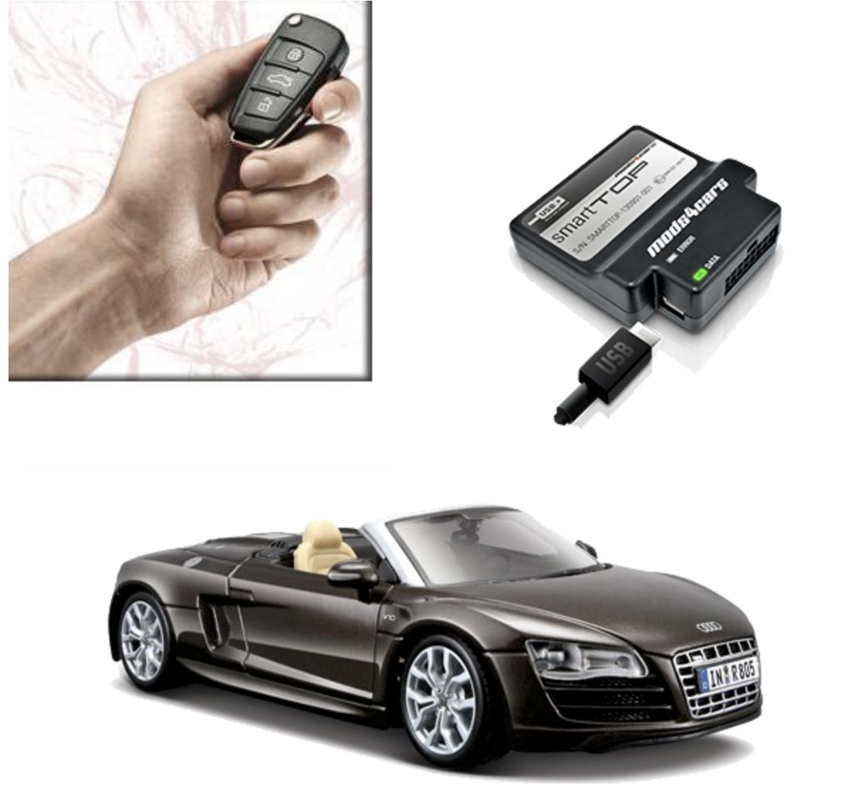 SmartTop Audi R8 Syder de 2009 à 2015 - STLFAI2