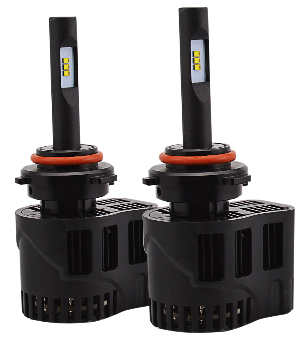 2 x Ampoules HB4 9006 - LEDs Puissance 30W - 3200 Lumens