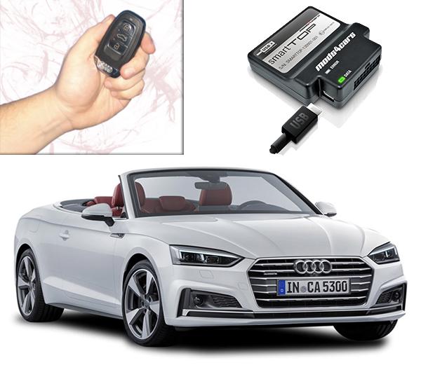SmartTop Audi A5/S5 cabriolet depuis 2017 - STHFAI3
