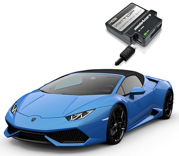 SmartTop Lamborghini Huracan Spyder - STHFAI3