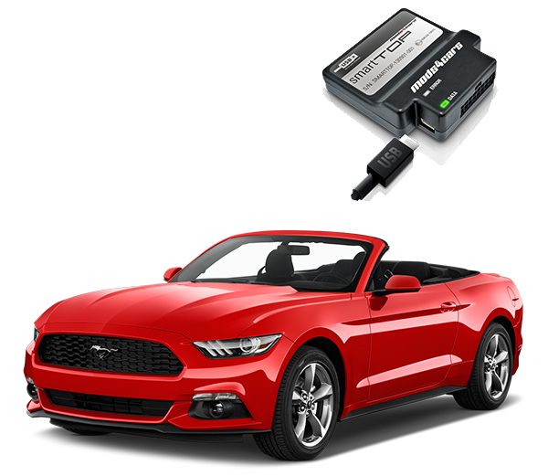 SmartTop Ford Mustang Cabriolet depuis 2015 - STHFFD2