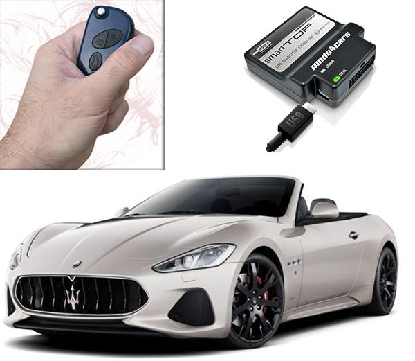 SmartTop Maserati GranTurismo Cabriolet - STLFMI1