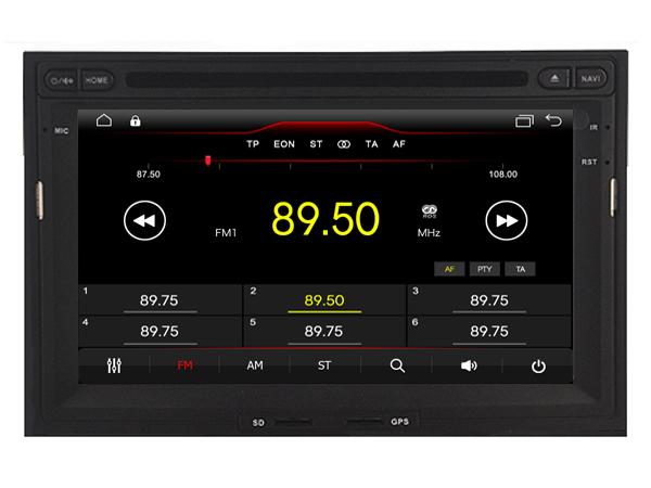 Commandez Votre Poste Android 8 1 Peugeot 3008 5008 Gps