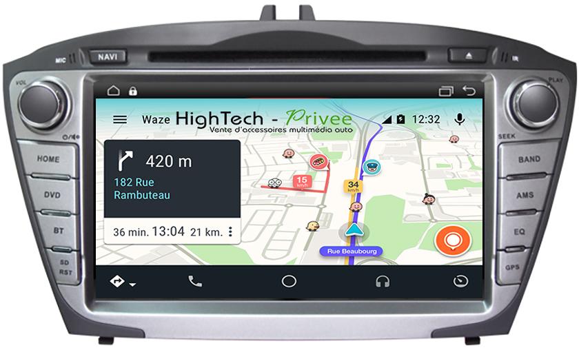 autoradio android 8 1 gps hyundai ix35 cran tactile 7 dvd sur hightech. Black Bedroom Furniture Sets. Home Design Ideas