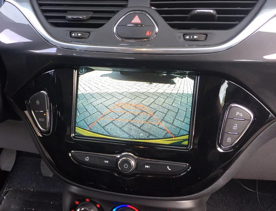 Interface multimédia vidéo et caméra de recul pour Opel Adam, Corsa et Karl