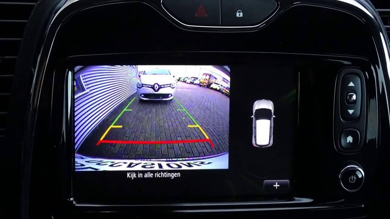 Interface multimédia et caméra de recul pour autoradio R-LINK : Renault Captur, Clio, Kangoo, Trafic, Master, Megane 3, Zoe