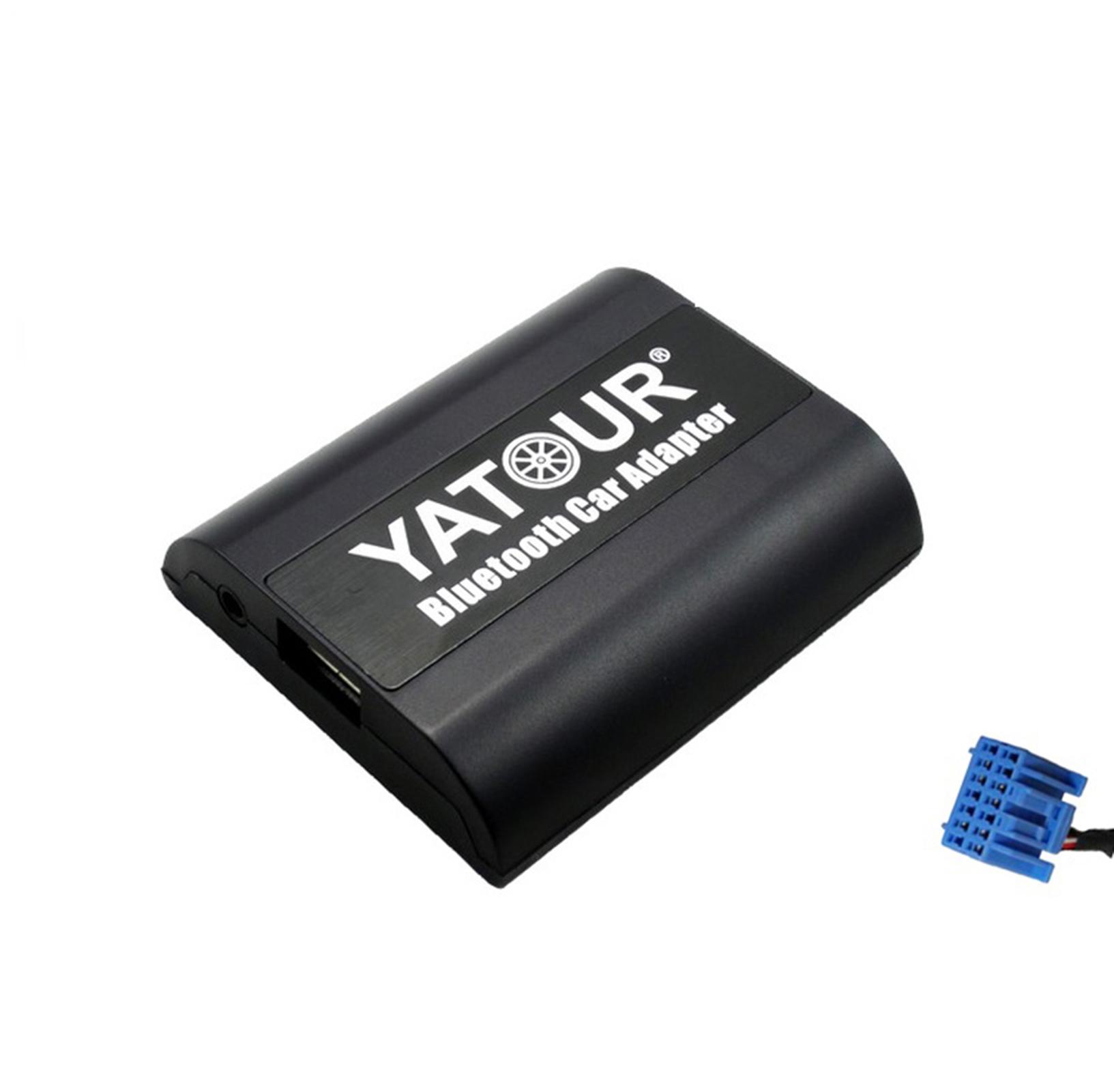 Kit Mains libres Bluetooth téléphonie & streaming audio pour Honda Accord, Civic, CR-V, Insight, Odyssey, Pilot, Prelude & S2000 - HON 2.3