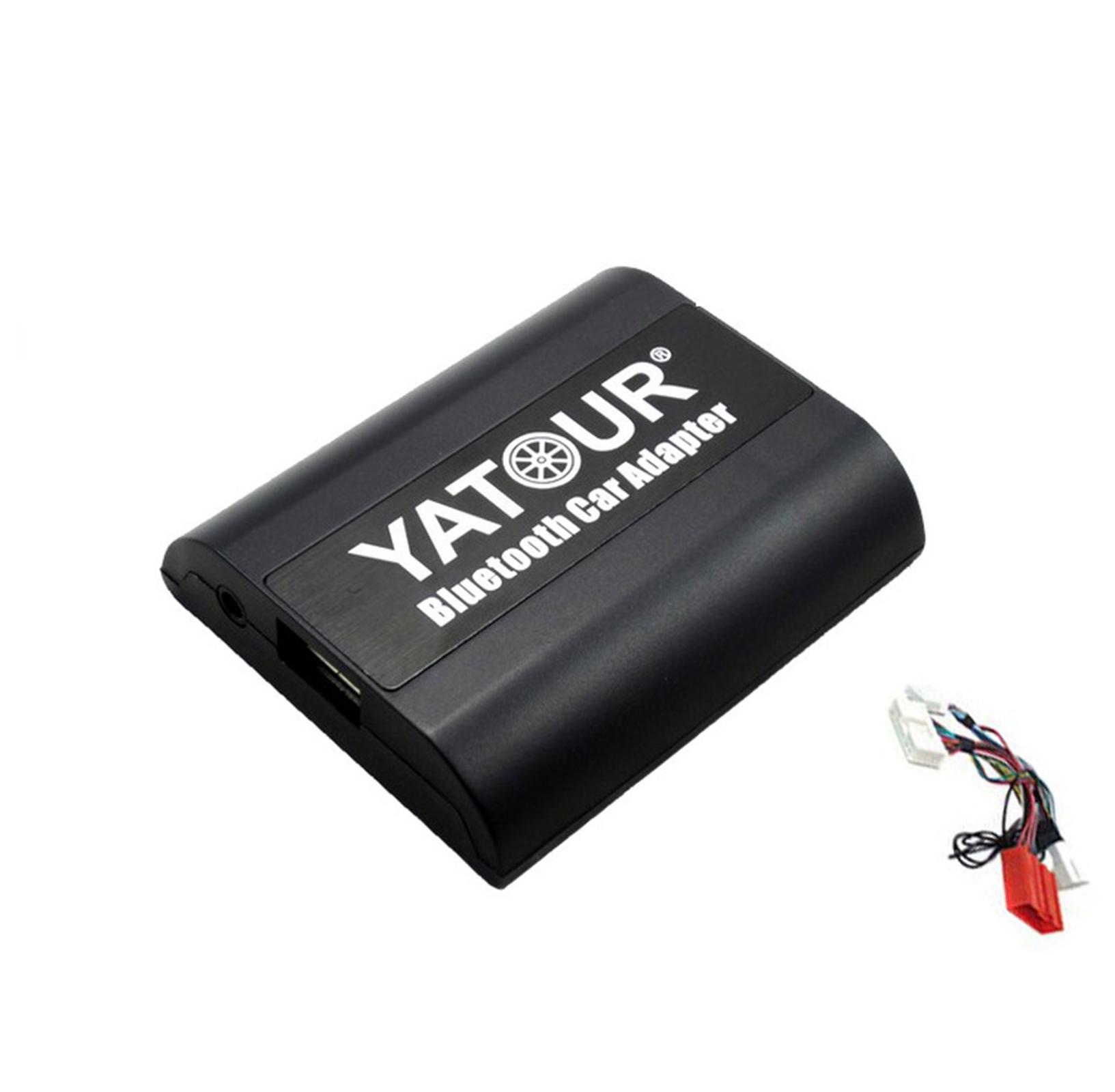 Kit Mains libres Bluetooth téléphonie & streaming audio pour Mazda 3, Mazda 5, Mazda 6, CX-5, CX-7 & RX-8 depuis 2009