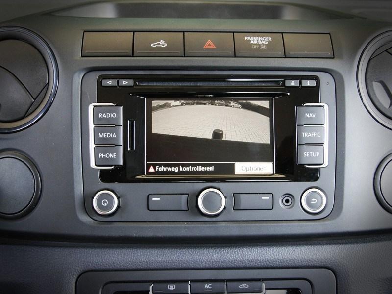 Interface caméra de recul Volkswagen pour autoradio RCD510, RNS315, MFD2