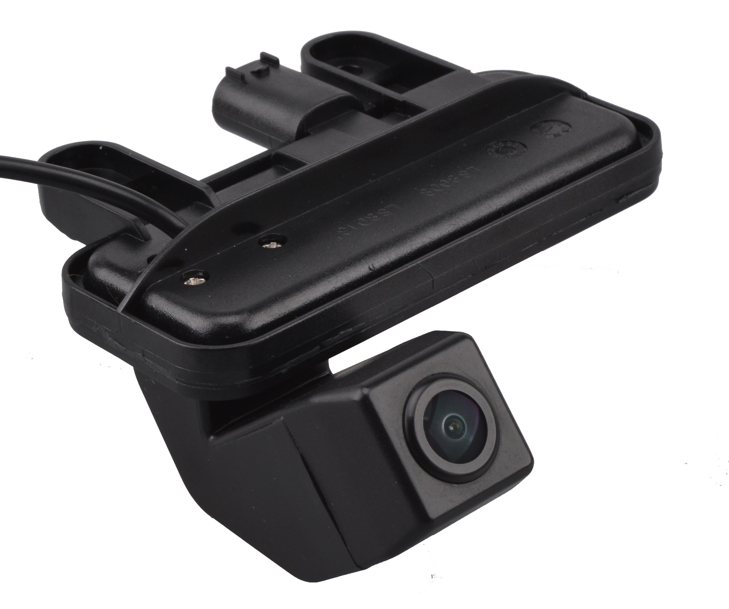 Caméra de recul avec poignée d\'ouverture de coffre pour Mercedes Classe E W212
