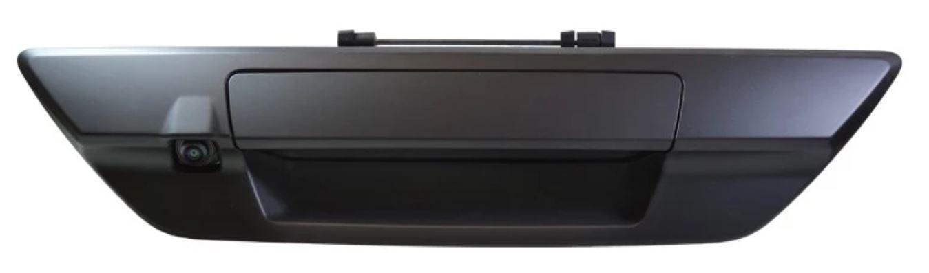 Caméra de recul avec poignée d\'ouverture de coffre pour Toyota Hilux Revo de 2015 à 2018