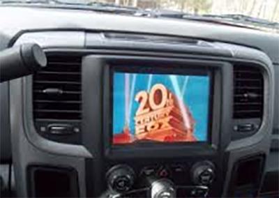 Boitier pour débloquer DVD en roulant pour Dodge RAM de 2013 à 2017