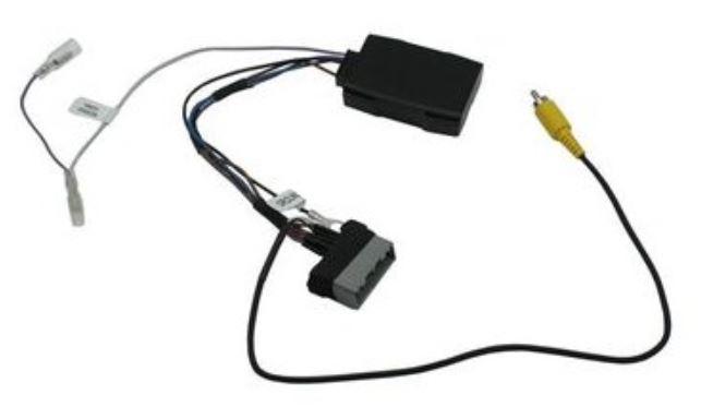 Adaptateur de récupération caméra de recul origine pour Honda CR-V, Jazz et Honda HRV depuis 2015