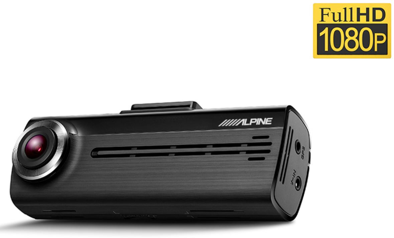 Dashcam avant Alpine DVR-F200 : Dash Cam avec une résolution Full HD, GPS intégré, Wifi et Accéléromètre 3 axes