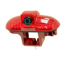 Caméra avec feu stop intégré
