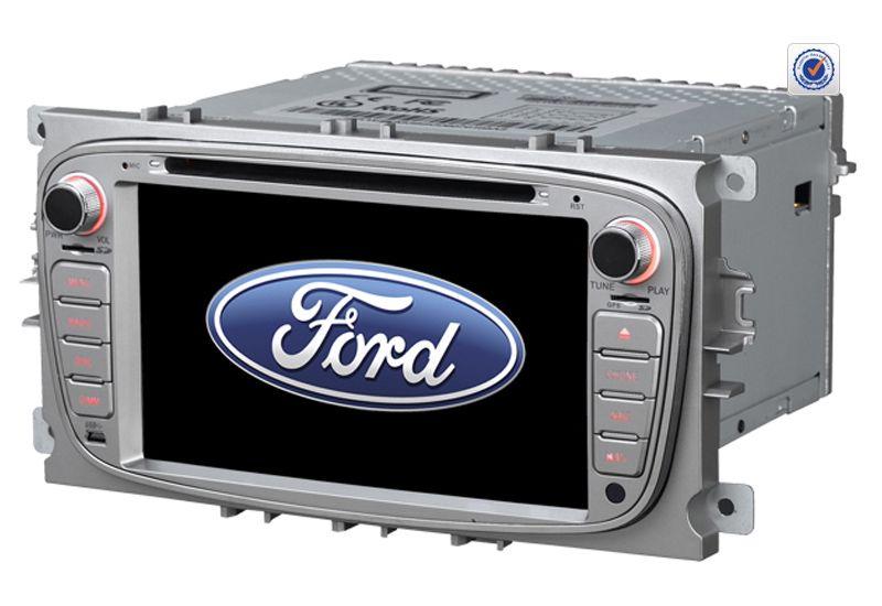 Autoradio écran tactile GPS Bluetooth DVD Ford Mondeo, Focus, S-Max, Galaxy