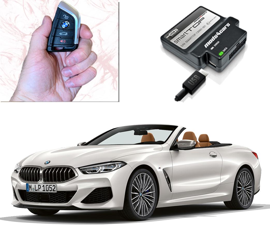 SmartTop BMW Série 8 cabriolet depuis 2019 - STHFBW4