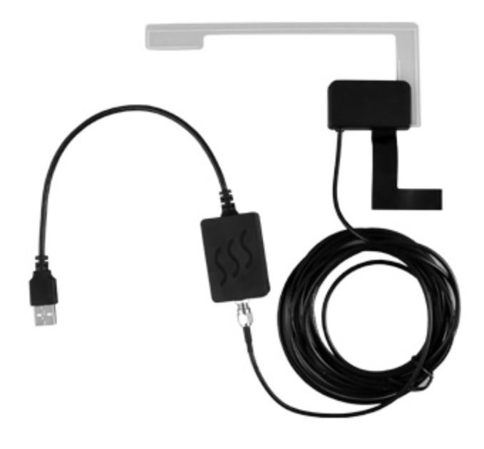 Antenne DAB+ Radio numérique pour écran tactile Android