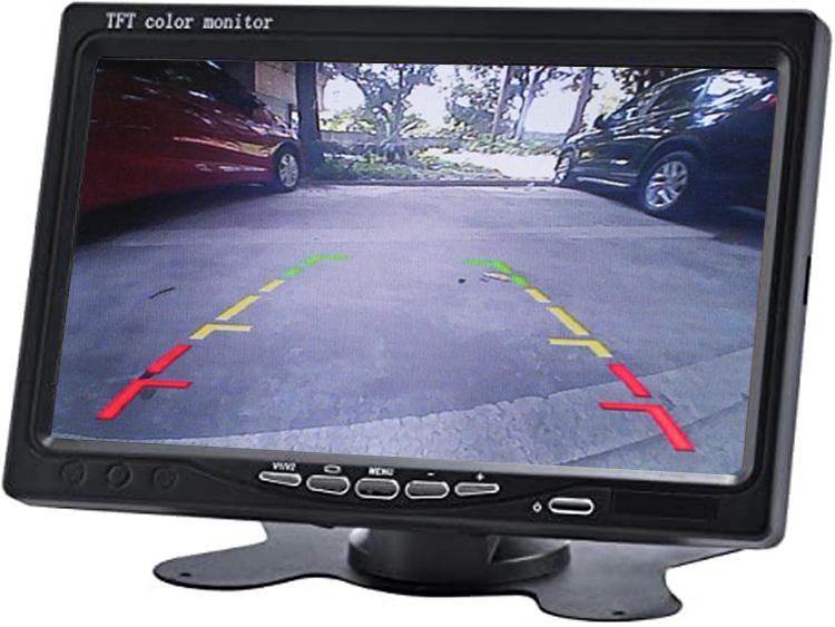 Moniteur écran 18cm (7) LCD pour caméra de recul