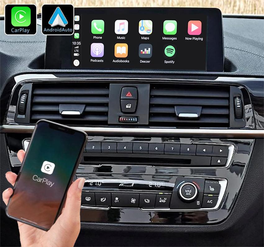 Système Apple Carplay sans fil et Android Auto pour BMW Série 2 F23 de 2013 à 2020