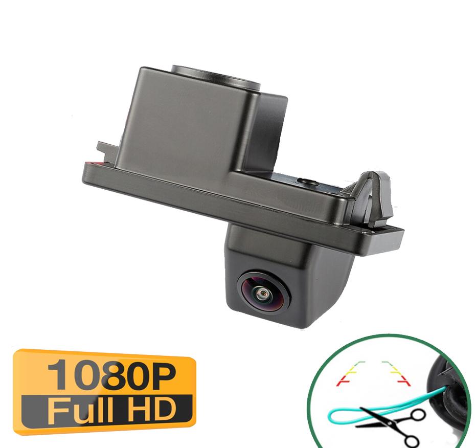 Caméra de recul Ssangyong Rexton Kyron Korando Actyon - qualité Full HD 1080P